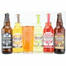 Cornish Orchards 'Mixed Cider Taster' Gift Box