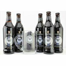 St Austell Brewery Mena Dhu & Branded Pint Tankard Taster