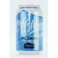 Sharp's Brewery - Cornish Offshore Pilsner - (ABV 4.8%)