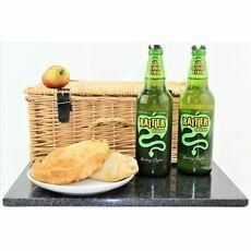 Gluten Free Cornish Rattler & Pasties Hamper