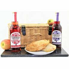 Gluten Free Pasties & Berry Cider Hamper