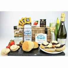 Cornish 'Conversation & Laughter' Special Cream Tea Hamper