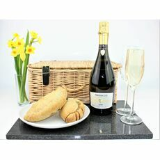 Cornish Pasties & Prosecco Hamper