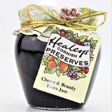 Healey's Cherry & Brandy Jam