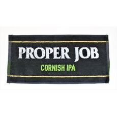 St Austell Brewery Proper Job Bar Towel