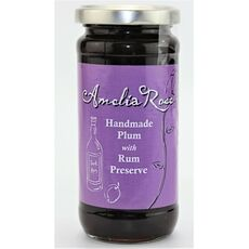 Amelia Rose Plum & Rum Preserve