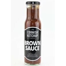The Cornish Ketchup Company Brown Sauce