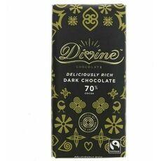 Divine 70% Dark Chocolate