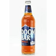 Sharp's Doom Bar Amber Ale (ABV 4.3%)