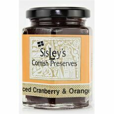 Sisley's Spiced Cranberry & Orange Sauce