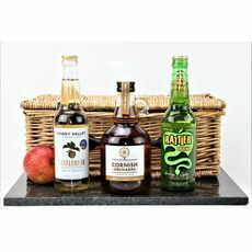 Classic Cornish Cider Treats Hamper