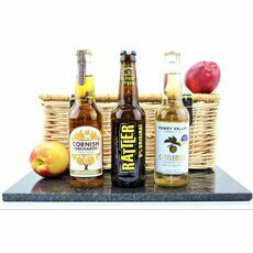Classic Cornish Cider Treats Gift Hamper