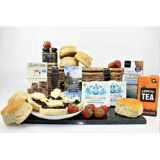 Classic Poldark Cream Tea Hamper