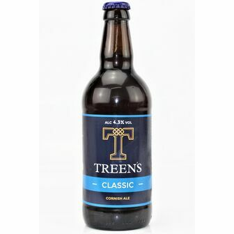 Classic - Treen's Brewery (ABV 4.3%)