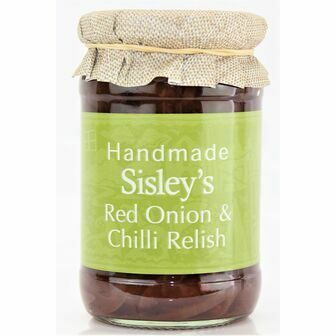 Sisley's Red Onion & Chilli Relish