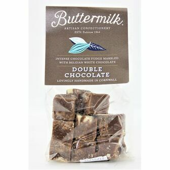Buttermilk Double Chocolate Fudge