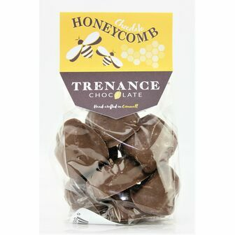 Trenance Chocolate Honeycomb Bag