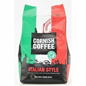 Cornish Italian Style Coffee