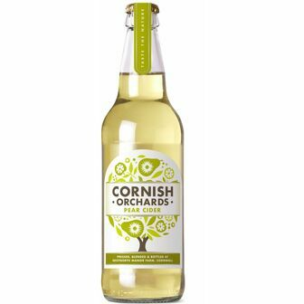 Cornish Orchards - Pear Cider (Perry - ABV 5.0%)