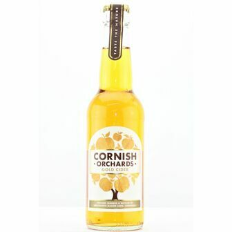 Cornish Orchards - Gold Cider 330ml (ABV 5.0%)