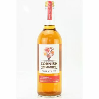Cornish Orchards Mulled Apple Juice