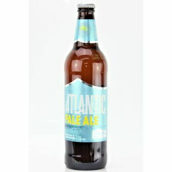 Sharp\'s Atlantic Pale Ale (ABV 4.5%)