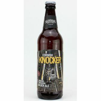 Skinner's Brewery Cornish Knocker Golden Ale (ABV 4.5%)