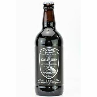 Tintagel Brewery Caliburn (ABV 5.8%)
