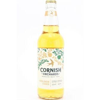 Cornish Orchards - Golden Cider (ABV 5.0%)