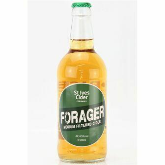 St Ives Forager Medium Filtered Cider
