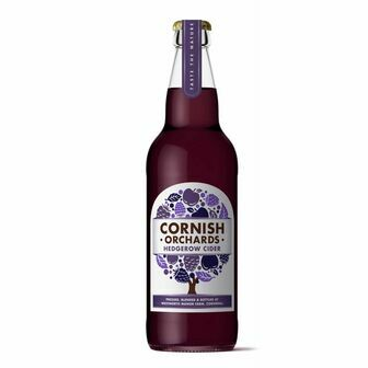 Cornish Orchards - Hedgerow Cider (Berry Cider - ABV 4%)