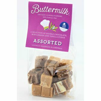 Buttermilk Assorted Fudge