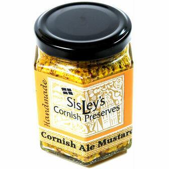 Sisley's Cornish Ale Mustard