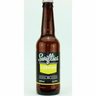 Keltek Brewery Swifties Cornish Lager