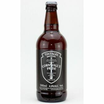 Tintagel Brewery Cornwall's Pride (ABV 4.0%)