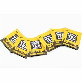 Cornish Smugglers Brew Tea (6 Individual Tea Bags)