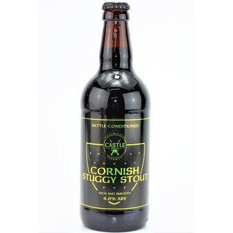Castle Brewery - Cornish Stuggy Stout (Stout - ABV 4.6%)