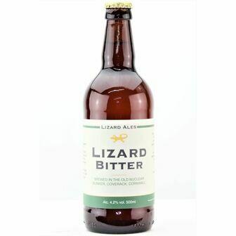 Lizard Ales - Lizard Bitter  (Best Bitter ABV 4.2%)