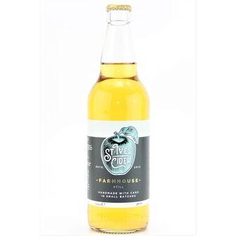 St Ives Cider Farmhouse Cider (ABV 6%)