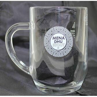 Mena Dhu Etched Pint Tankard
