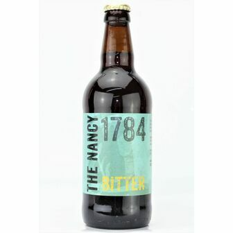Ales Of Scilly - The Nancy (Bitter - ABV 4.5%)