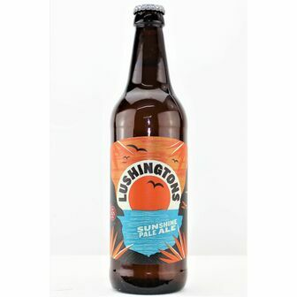 Skinner's Brewery Lushingtons Pale Ale (ABV 4.2%)