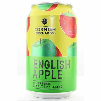 Cornish Orchards English Apple Can