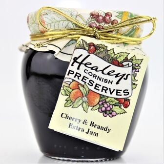 Healey's Cherry & Vanilla Jam