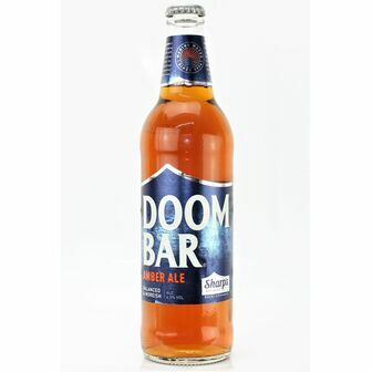 Sharp\'s Doom Bar Amber Ale (ABV 4.3%)