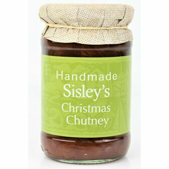Sisley\'s Christmas Chutney