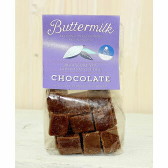 Buttermilk Chocolate Fudge
