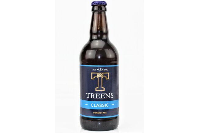 Treen's Brewery Classic Cornish Ale