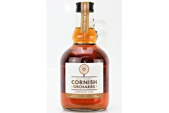 Cornish Orchards Farmhouse Cider Flagon