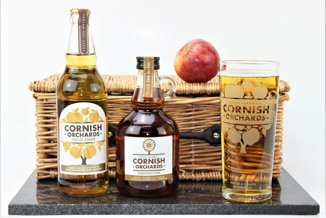 Classic Father's Day Cider Surprise Hamper